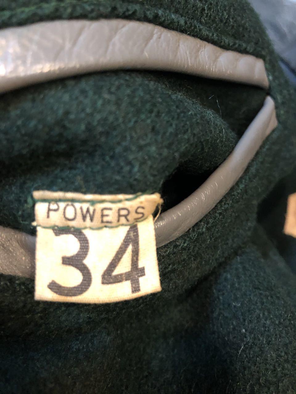 10月14日(月)入荷!60s~Varsity Jacket!_c0144020_13261777.jpg