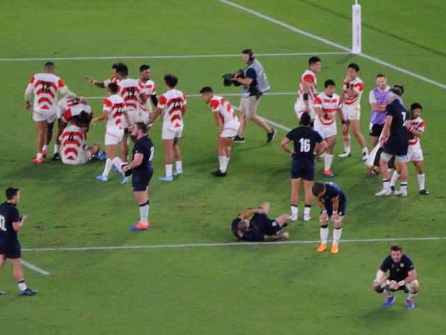 日本vsスコットランド@横浜国際総合競技場(参戦)_b0000829_15574686.jpg