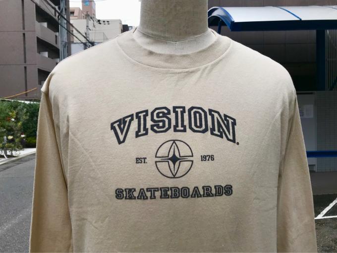 「 お勧めナイロンJKT & VISION STREET WEAR  」_c0078333_12563335.jpg