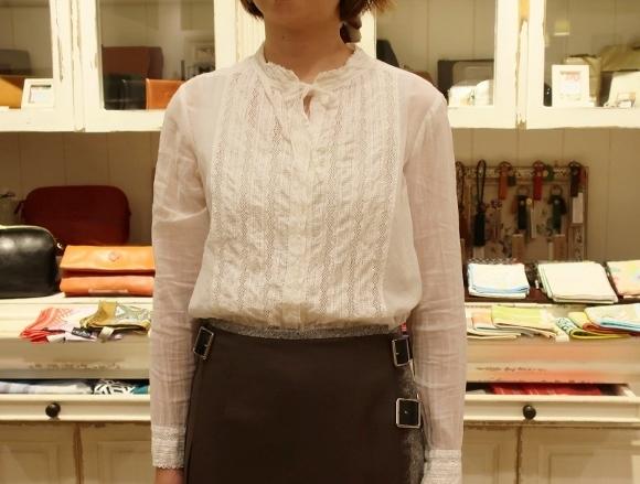 2019年オニールオブダブリン パッチワーク3個ベルトキルトスカートです。_c0227633_12241054.jpg