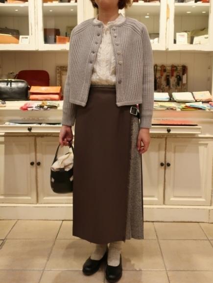 2019年オニールオブダブリン パッチワーク3個ベルトキルトスカートです。_c0227633_12242419.jpg
