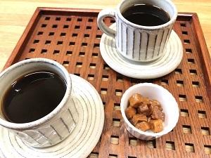 ホットコーヒーが沁みる季節です_c0369433_16084076.jpg