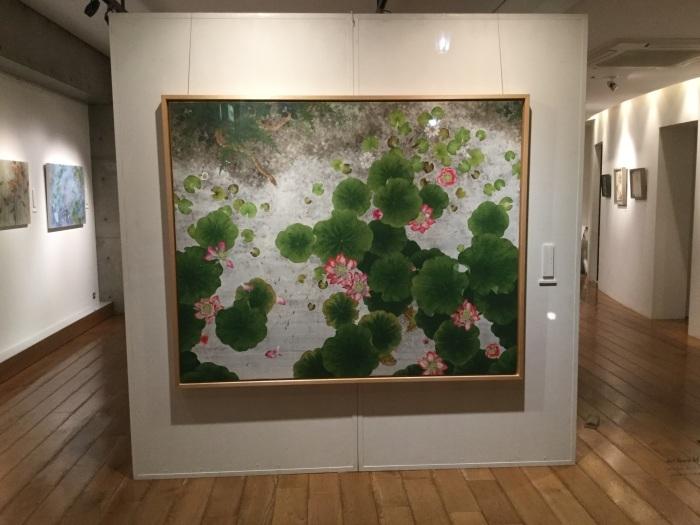 松田朋子日本画展_e0255740_17553133.jpg