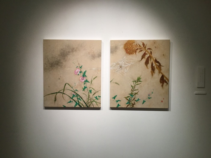 松田朋子日本画展_e0255740_17584952.jpg