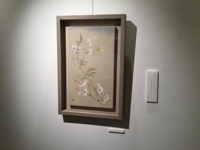 松田朋子日本画展_e0255740_18002975.jpg
