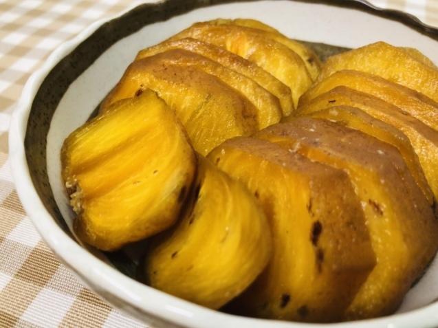 柿の味噌漬け_b0371149_07592733.jpeg