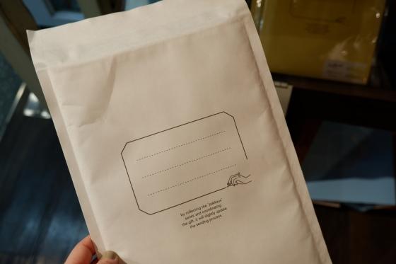 郵便をもっとおしゃれに♩「pakkaus」_c0219051_11424550.jpg
