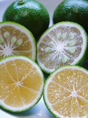 種なしかぼす(無農薬栽培) 青いかぼすは今が最旬!大好評販売中!かぼすの栄養とダイエット効果!_a0254656_17273583.jpg