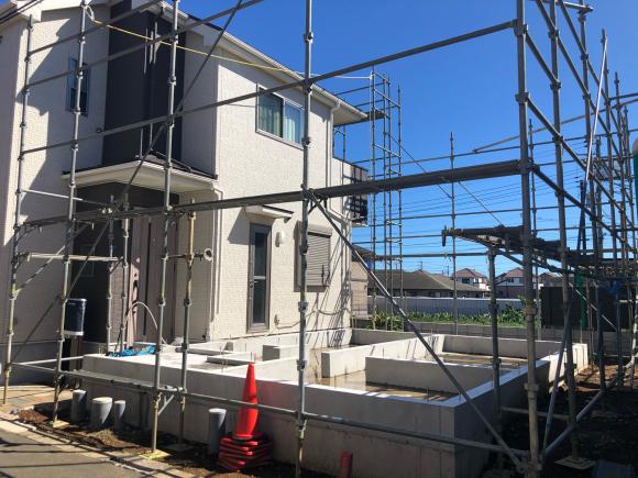 新松戸 建築 創ってます‼️松戸M邸増築計画6_c0064859_15265597.jpg
