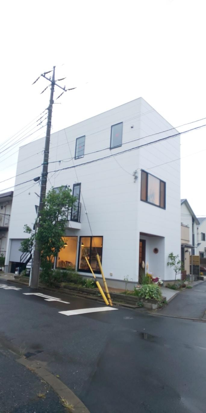 かぼちゃタルトもめっちゃ美味しい foocafeさん 新松戸_c0064859_17315739.jpg