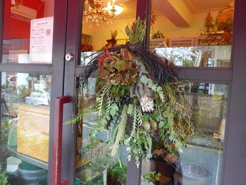 花修行~高円寺の美容院のスワッグ~_f0232060_12195319.jpg