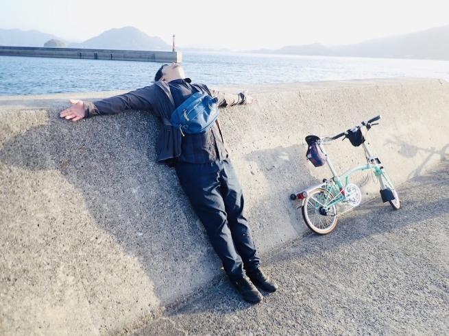 なんぶ遂に念願のしまなみ海道へ_d0197762_16060761.jpg