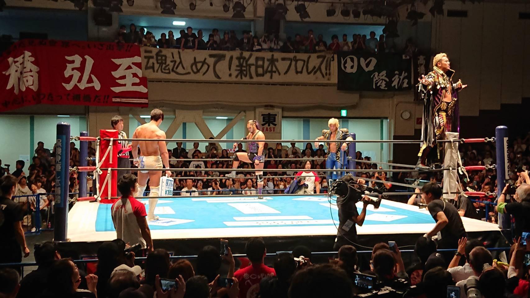 初めて こんなとこに行ってしまいました 新日本プロレス_e0225164_11281963.jpg