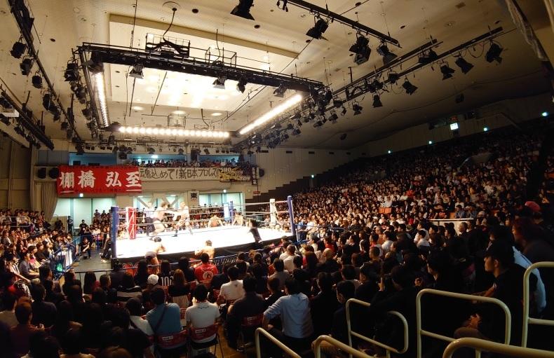 初めて こんなとこに行ってしまいました 新日本プロレス_e0225164_11282782.jpg