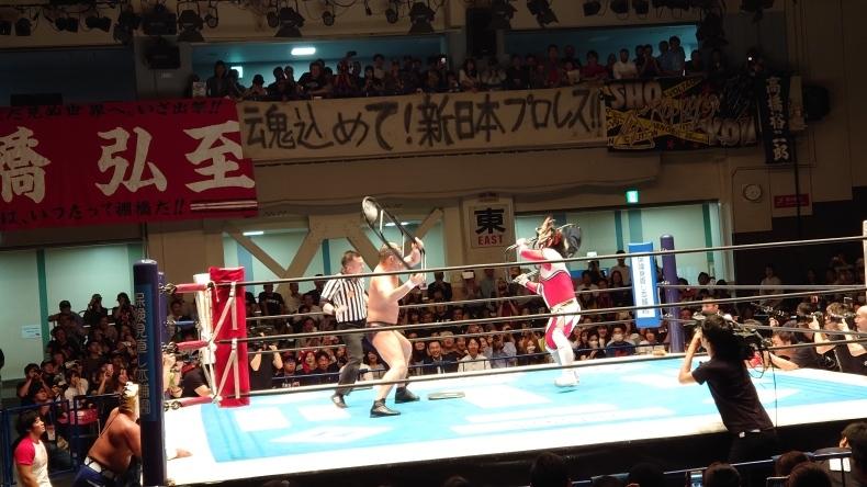 初めて こんなとこに行ってしまいました 新日本プロレス_e0225164_11283131.jpg