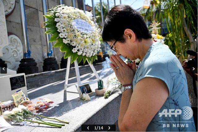 バリ島爆弾テロから17年_c0074067_08385893.jpg