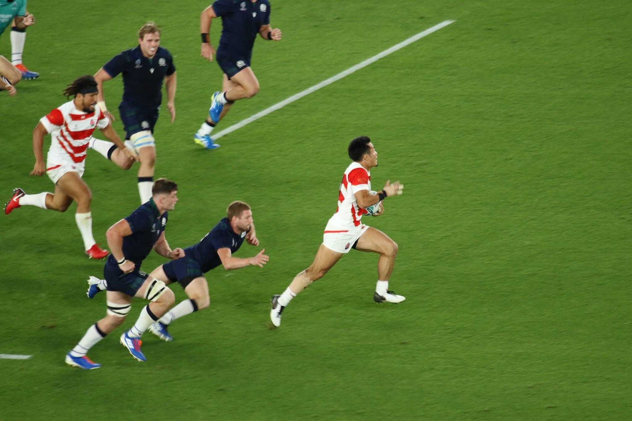 祝!RWC2019日本代表が4戦全勝で決勝トーナメントへ!_f0105570_10323008.jpg