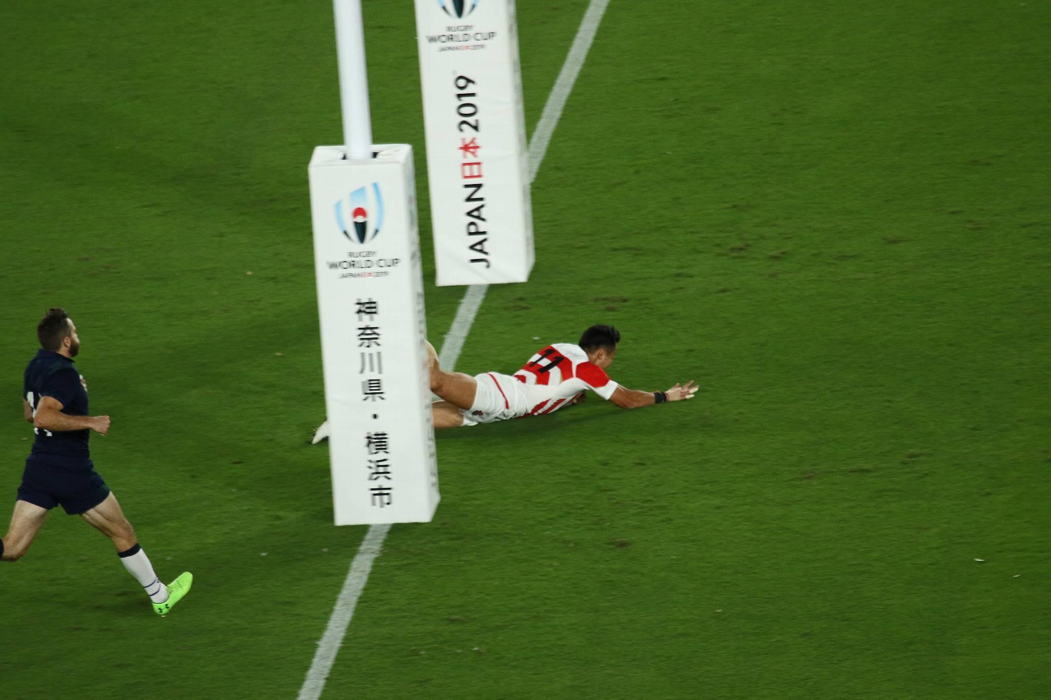 祝!RWC2019日本代表が4戦全勝で決勝トーナメントへ!_f0105570_10324566.jpg