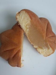 にしき堂のお餅もみじ、チーズクリームモミジ、お芋もみじ_f0112873_122693.jpg