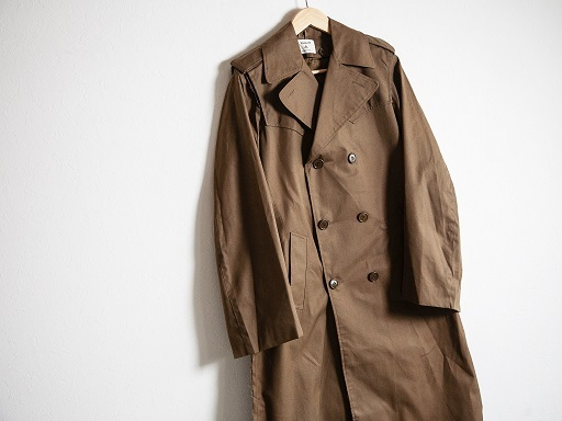 "MAKE OVER ""FORCIBLE TRENCH COAT\""_d0160378_18255332.jpg"