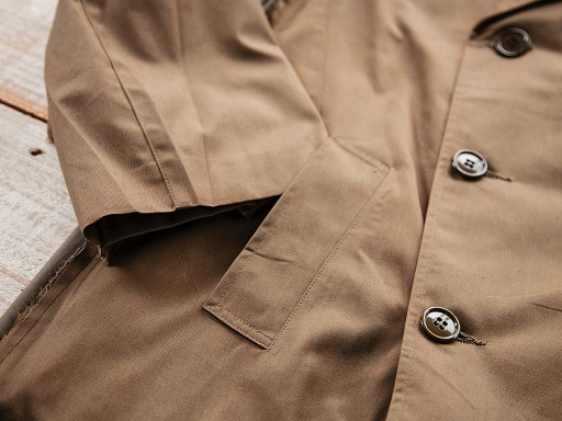 "MAKE OVER ""FORCIBLE TRENCH COAT\""_d0160378_18260198.jpg"