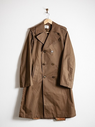 "MAKE OVER ""FORCIBLE TRENCH COAT\""_d0160378_18261214.jpg"