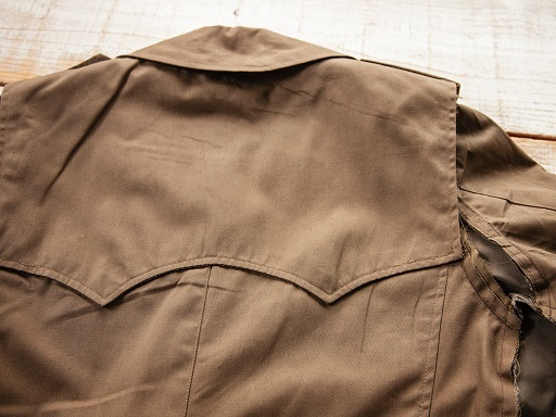 "MAKE OVER ""FORCIBLE TRENCH COAT\""_d0160378_18304006.jpg"
