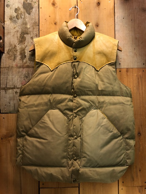 10月16日(水)大阪店ヴィンテージ入荷!!#3 Outdoor & Hunting編!! RockyMountain & WhiteStag, Filson!!_c0078587_14312689.jpg