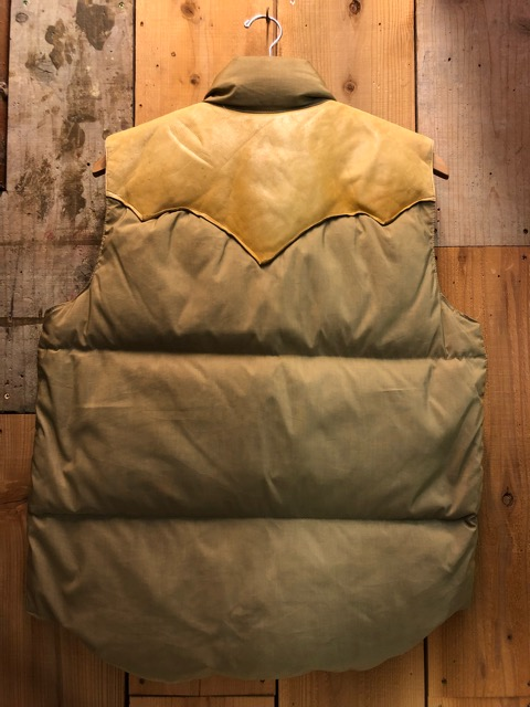 10月16日(水)大阪店ヴィンテージ入荷!!#3 Outdoor & Hunting編!! RockyMountain & WhiteStag, Filson!!_c0078587_14313783.jpg