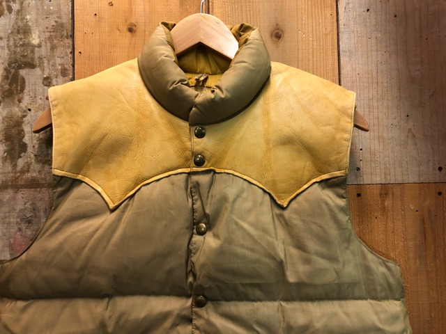 10月16日(水)大阪店ヴィンテージ入荷!!#3 Outdoor & Hunting編!! RockyMountain & WhiteStag, Filson!!_c0078587_1432774.jpg