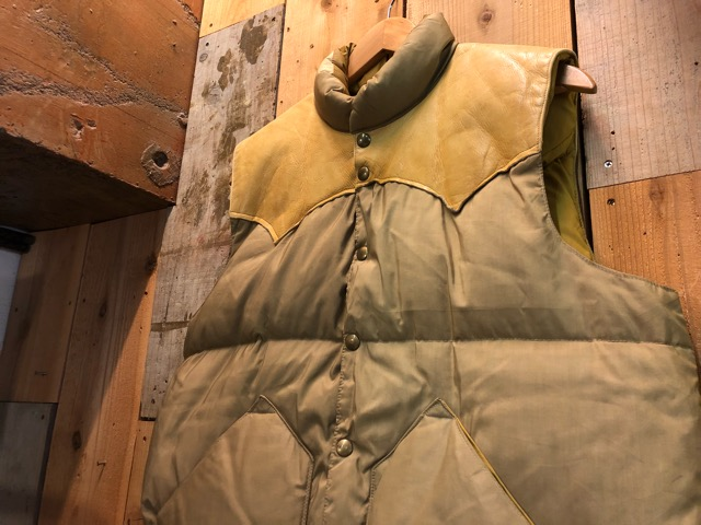 10月16日(水)大阪店ヴィンテージ入荷!!#3 Outdoor & Hunting編!! RockyMountain & WhiteStag, Filson!!_c0078587_14333552.jpg