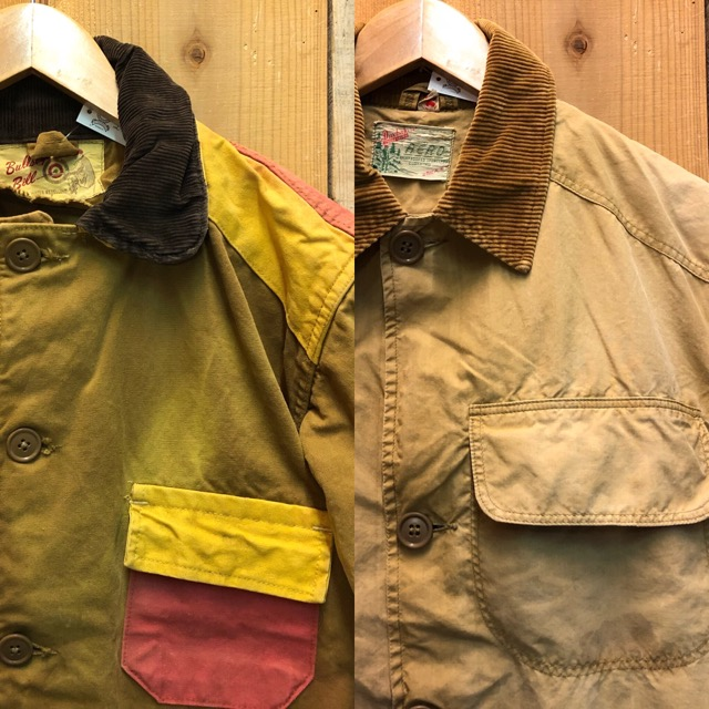 10月16日(水)大阪店ヴィンテージ入荷!!#3 Outdoor & Hunting編!! RockyMountain & WhiteStag, Filson!!_c0078587_15502482.jpg
