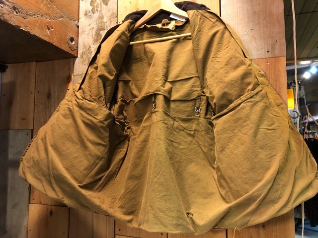 10月16日(水)大阪店ヴィンテージ入荷!!#3 Outdoor & Hunting編!! RockyMountain & WhiteStag, Filson!!_c0078587_15522086.jpg
