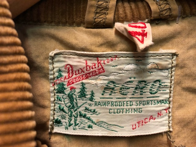 10月16日(水)大阪店ヴィンテージ入荷!!#3 Outdoor & Hunting編!! RockyMountain & WhiteStag, Filson!!_c0078587_15543182.jpg