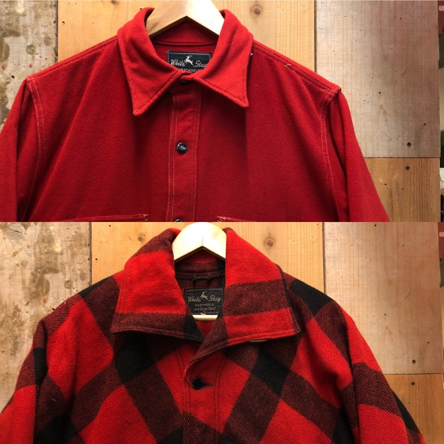 10月16日(水)大阪店ヴィンテージ入荷!!#3 Outdoor & Hunting編!! RockyMountain & WhiteStag, Filson!!_c0078587_1726936.jpg