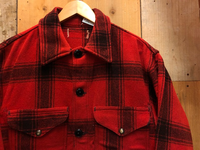 10月16日(水)大阪店ヴィンテージ入荷!!#3 Outdoor & Hunting編!! RockyMountain & WhiteStag, Filson!!_c0078587_18243035.jpg