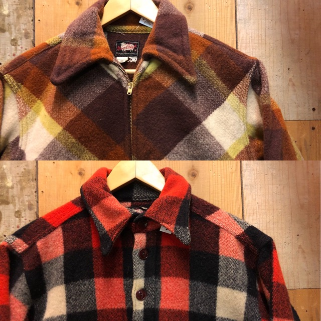 10月16日(水)大阪店ヴィンテージ入荷!!#3 Outdoor & Hunting編!! RockyMountain & WhiteStag, Filson!!_c0078587_18291133.jpg