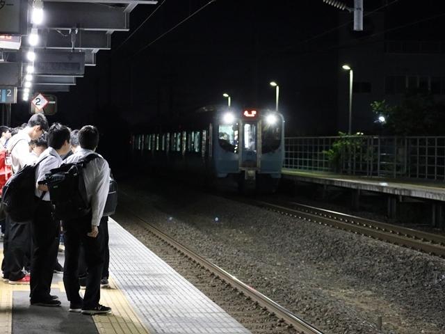 藤田八束の鉄道写真@青い森鉄道とカシオペアそして貨物列車が元気いっぱい・・・八村塁頑張れ若きエースに日本からエール_d0181492_22295135.jpg