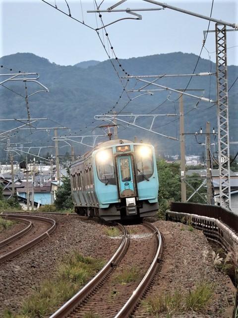 藤田八束の鉄道写真@青い森鉄道とカシオペアそして貨物列車が元気いっぱい・・・八村塁頑張れ若きエースに日本からエール_d0181492_22315497.jpg