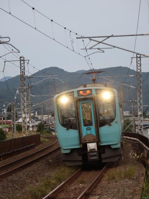 藤田八束の鉄道写真@青い森鉄道とカシオペアそして貨物列車が元気いっぱい・・・八村塁頑張れ若きエースに日本からエール_d0181492_22320420.jpg