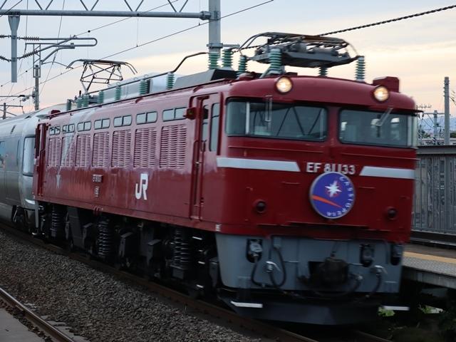 藤田八束の鉄道写真@青い森鉄道とカシオペアそして貨物列車が元気いっぱい・・・八村塁頑張れ若きエースに日本からエール_d0181492_22325315.jpg