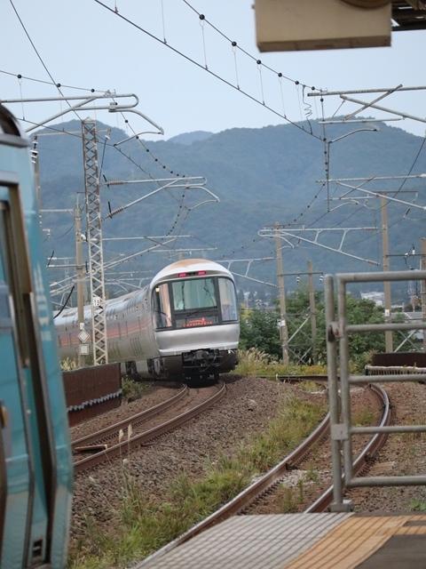 藤田八束の鉄道写真@青い森鉄道とカシオペアそして貨物列車が元気いっぱい・・・八村塁頑張れ若きエースに日本からエール_d0181492_22331283.jpg