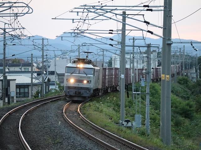 藤田八束の鉄道写真@貨物列車が大活躍、貨物列車と観光事業の組み合わせは成功するか、鉄道で観光事業を立ち上げる_d0181492_22334314.jpg