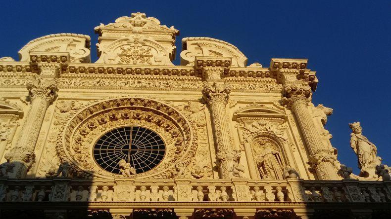 レッチェ サンタ・クローチェ聖堂とユダヤ人居住区 - My little Lecce