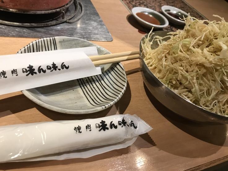 焼肉みんみん(橋本)カタサンカクがすき♪_c0212604_350162.jpg