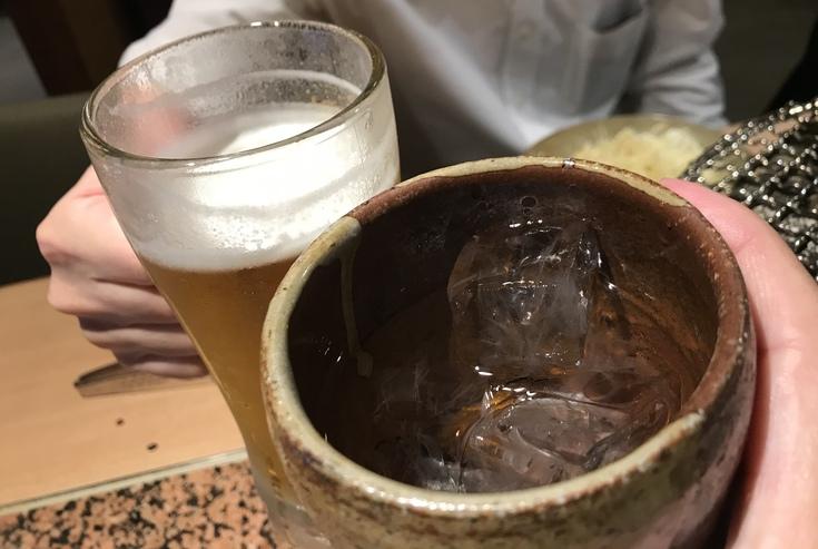 焼肉みんみん(橋本)カタサンカクがすき♪_c0212604_35804.jpg