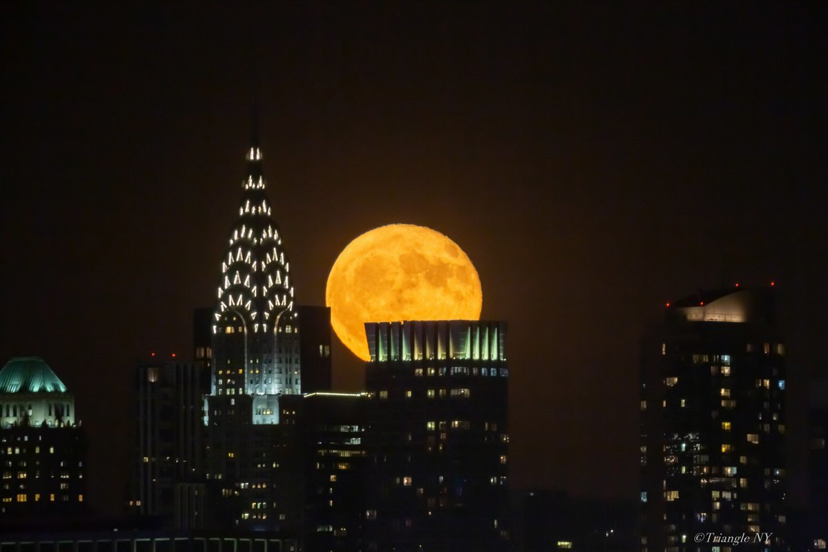 Hunter Moon with Chrysler Building 2019_a0274805_19203751.jpg