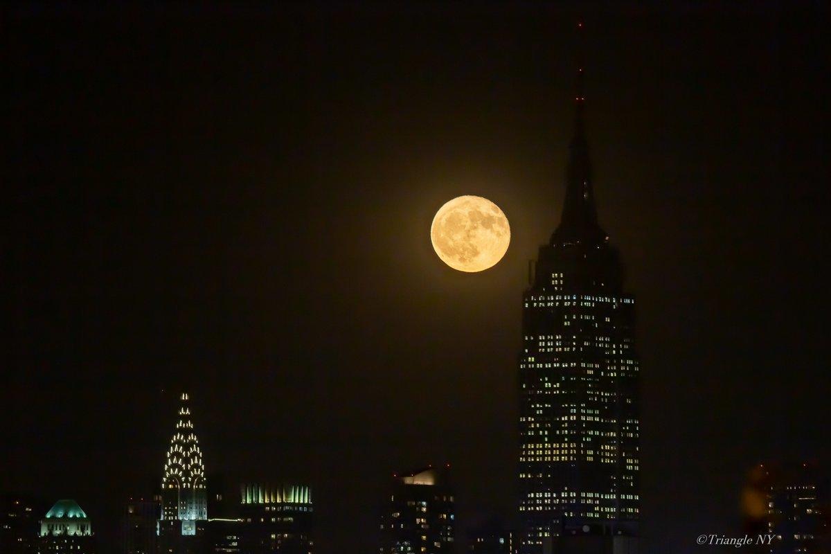 Hunter Moon with Chrysler Building 2019_a0274805_19213158.jpg