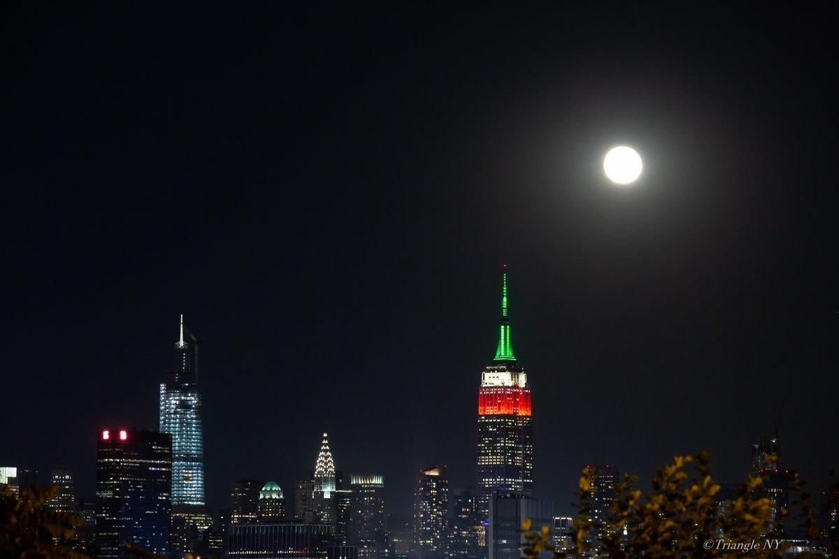 Hunter Moon with Chrysler Building 2019_a0274805_19220358.jpg