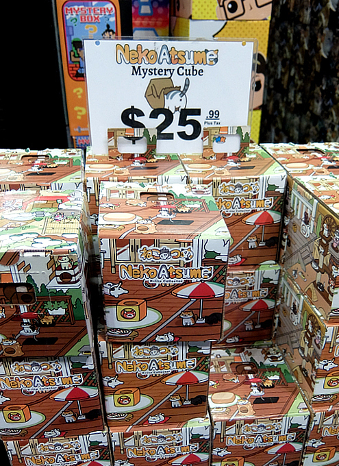 "NYCC2019、アメリカ版「福袋」の\""Mystery Cube/Box\""が人気⁉_b0007805_10234576.jpg"